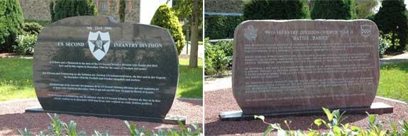 US Memorial Rocherath